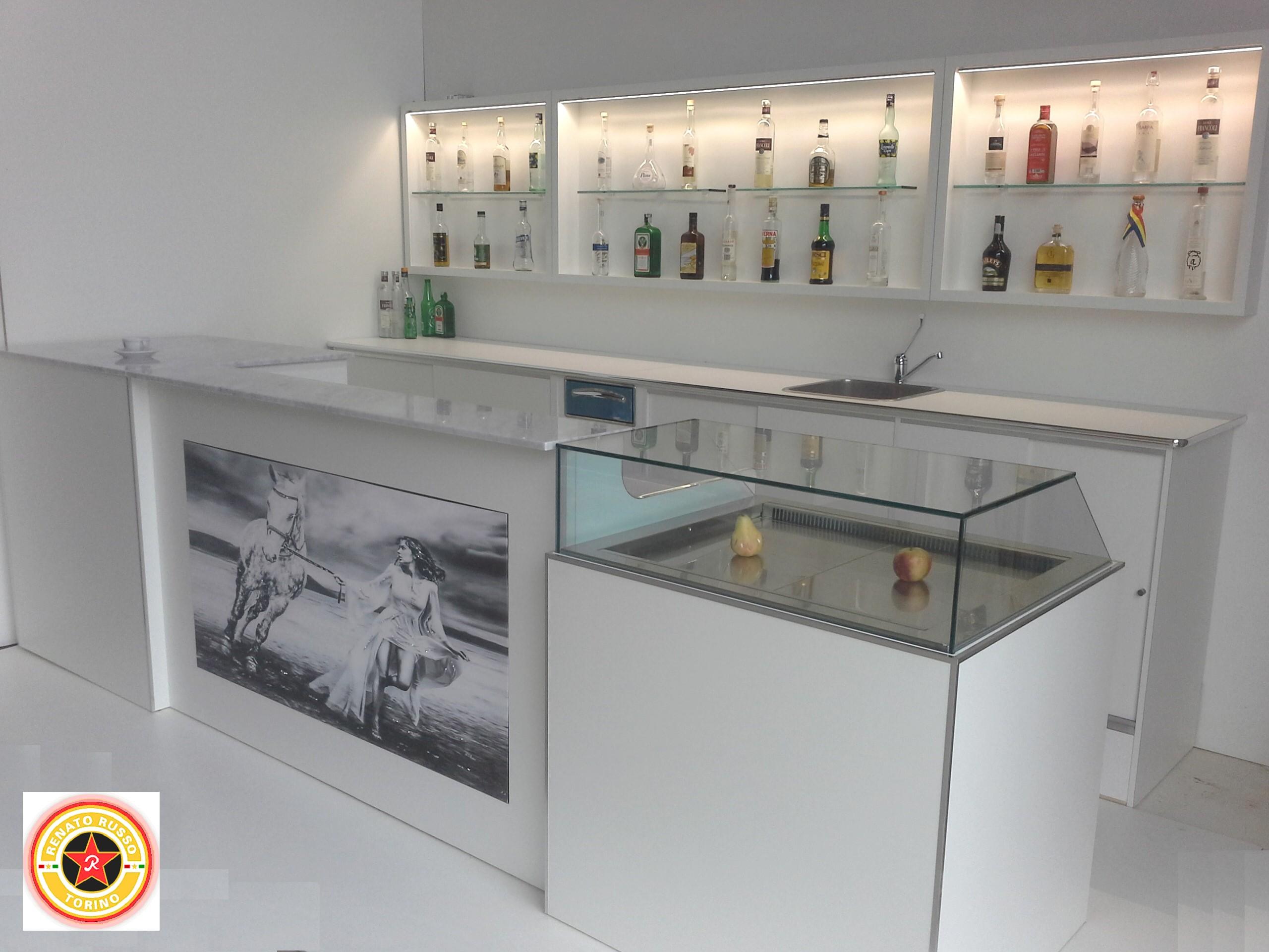 Prezzi Banchi Bar Roma, COMPRA in FABBRICA, Banconi Bar, Produttori ...